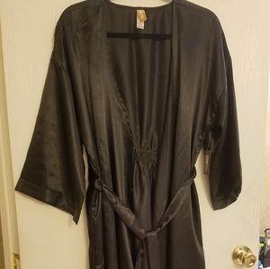 Other - Fashion Nova Satin Robe